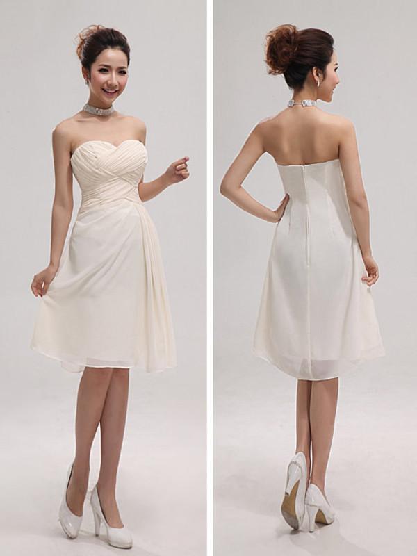 dress chiffon bridesmaid dresses