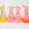 Transparent gumboots rain boots gum boots martin boots free rainbow socks | ebay