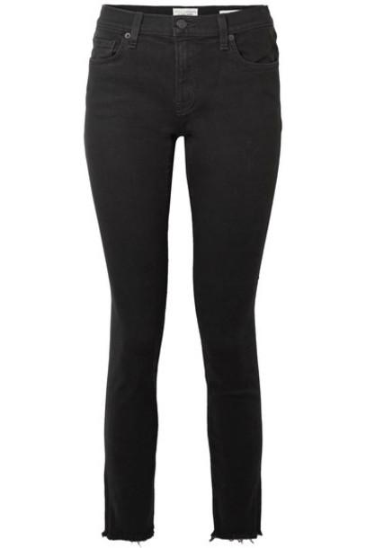 Nili Lotan jeans skinny jeans black