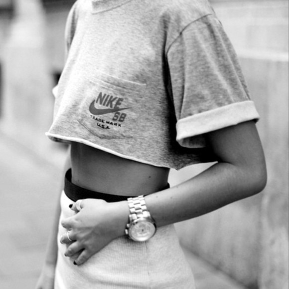 skirt jewels watch t-shirt tumblr clothes