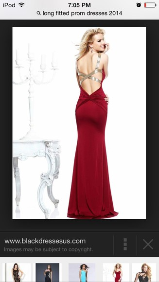 dress fitted dress red dress prom dress sparkles