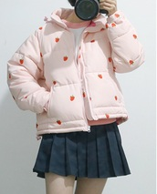 jacket,girly,girl,girly wishlist,tumblr,tumblr outfit,tumblr girl,pink,puffer jacket,coat