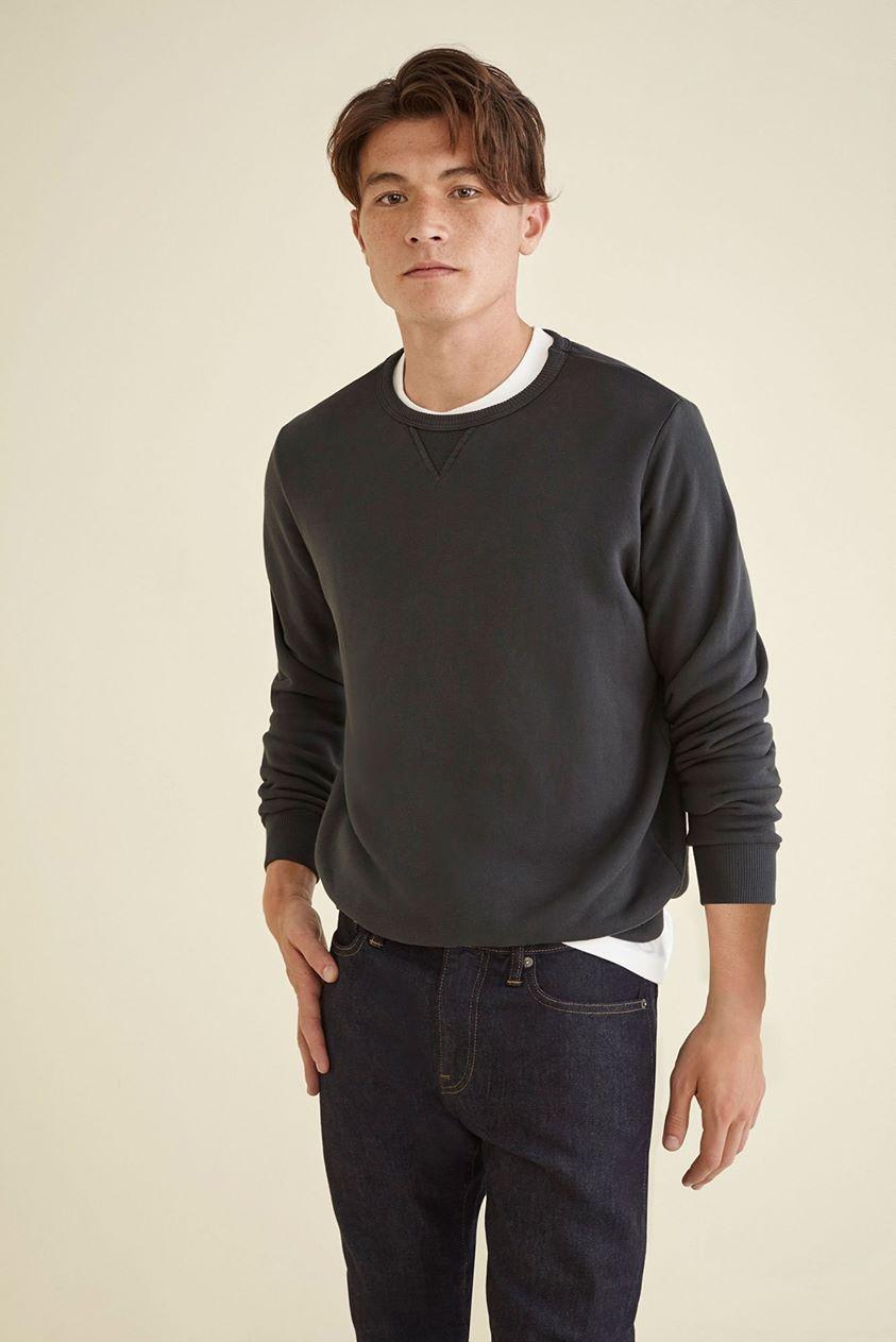 Sutro Crewneck Sweatshirt - Navy
