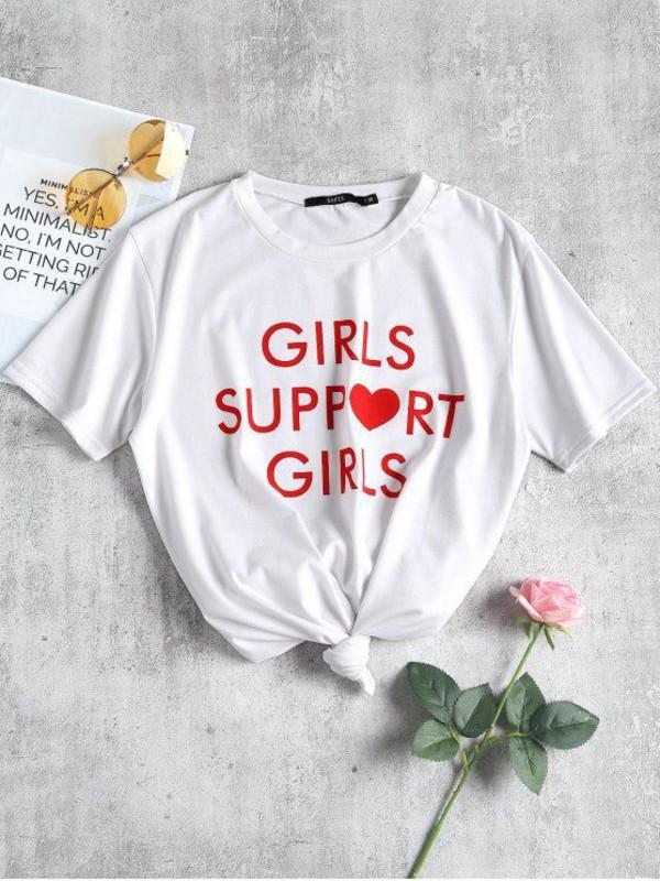 t-shirt zaful