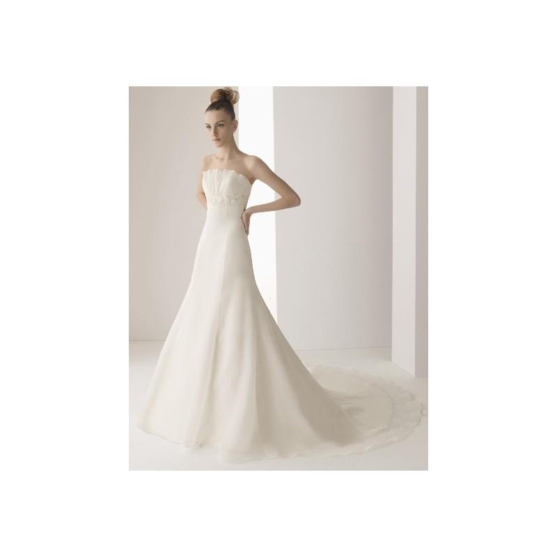 Luna Novias) - Vestidos de novia 2018   Vestidos de novia barato a ...