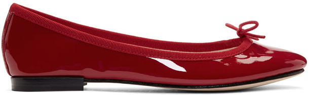 Repetto flats red shoes