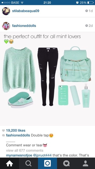 sweater turquoise pretty comfy