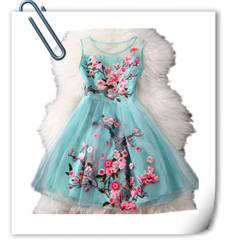 Aliexpress.com : buy high quality 2014 spring and summer new fashion women's  lace embroidery dress l156 from reliable dress classic suppliers on new york ~ milan ~ london ~ paris fashion co., ltd. .