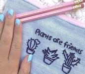 pencils,mermaid,olz,plz,yaz,plants,pink,kawaii,kawaii grunge,home accessory