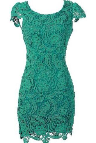 dress mint lace tube dress style mint dress mini dress lace dress green lace dress