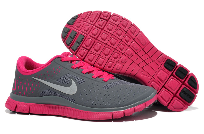 Nike Free 4.0 V2 Dark Gray Peachblow Womens Shoes [womensfreerun1181] - $69.99 : cheap kd 5,cheap kds,cheap kobe 8,cheap kd 5 shoes on sale 2013.