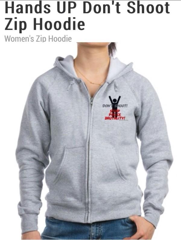 jacket stop police brutality hoodie