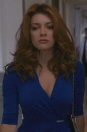 Louise Ellis,revenge,elena satine,dress