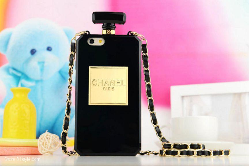 Chanel Case Iphone  Perfume