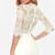 Cece Lace Back Dress