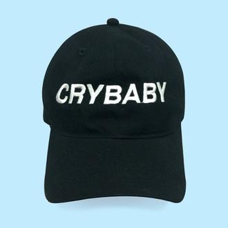 hat cap crybaby