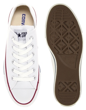 Converse | Converse All Star Ox Plimsolls at ASOS