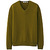 MEN COTTON CASHMERE V NECK SWEATER  - UNIQLO