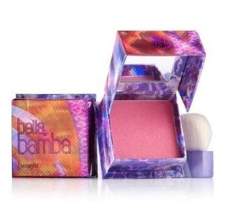 make-up pink blush benefit cheek blush