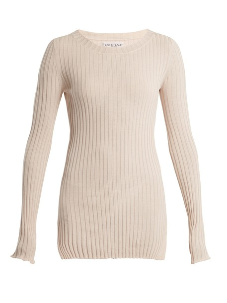 Apiece Apart top cotton knit