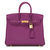Hermes Birkin Bag 25cm Anemone Togo Gold Hardware | World's Best