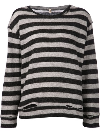 sweater gray sweater black sweater striped sweater