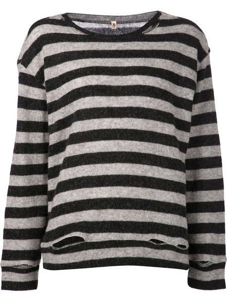 sweater grey sweater black sweater striped sweater