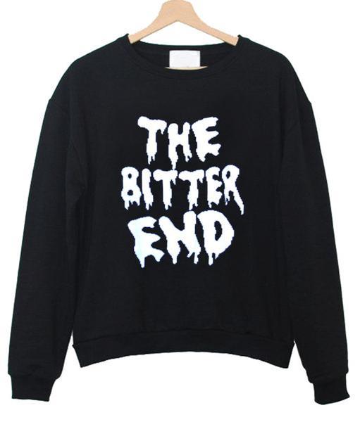 the bitter end sweatshirt