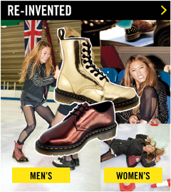 The official dr martens store