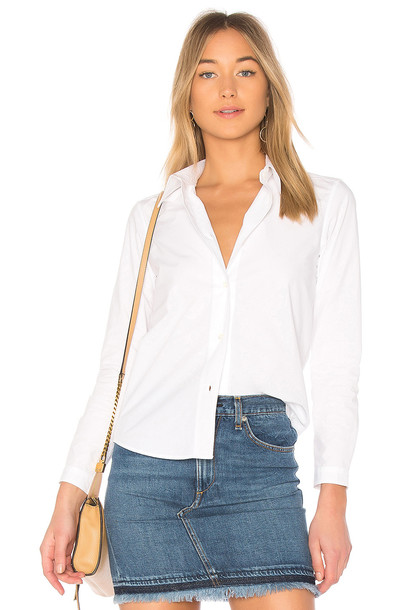 A.P.C. shirt white top