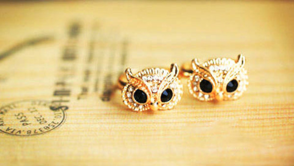 jewels ring owl cute jewelry hippie indie gold