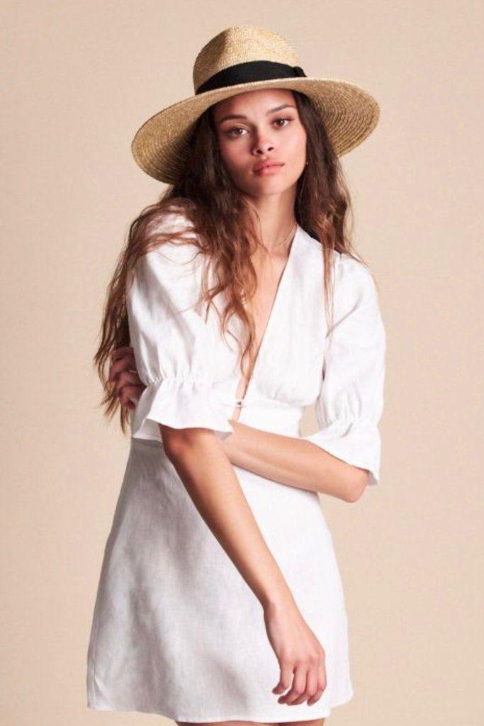 Joanna Hat (Honey)