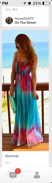 dress pink dress blue dress maxi dress summer dress a line dress