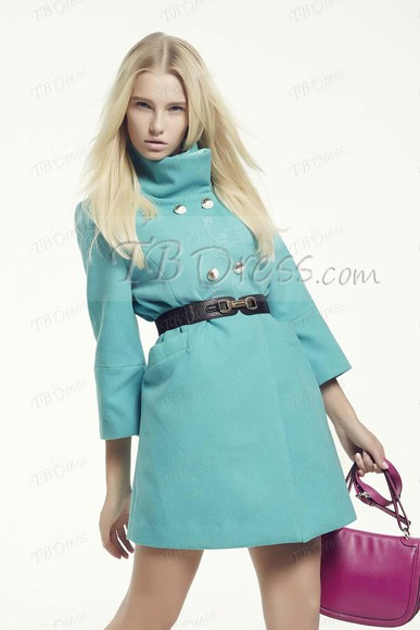 Belt cardigan jacket tbdress-club tbdress light cold