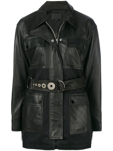 Alexander Wang jacket utility jacket women cotton black