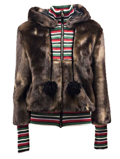 jacket faux fur jacket fur jacket fur faux fur brown