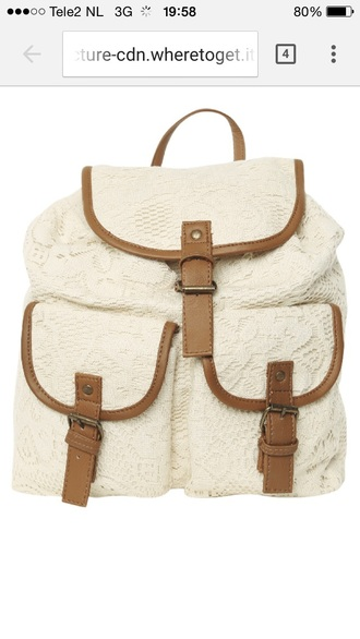 bag backpack cute hipster
