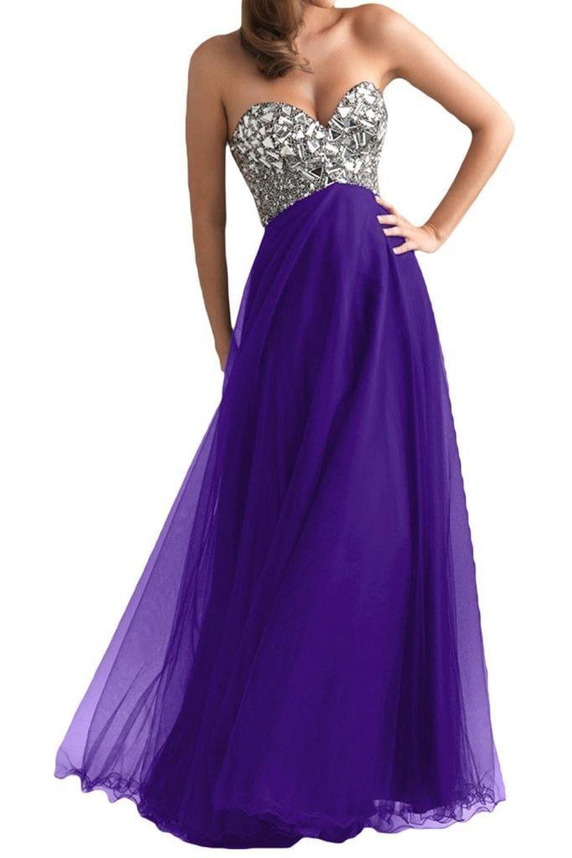 KissBridal Women's Long Tulle Party Prom Dress Evening ... - photo #4