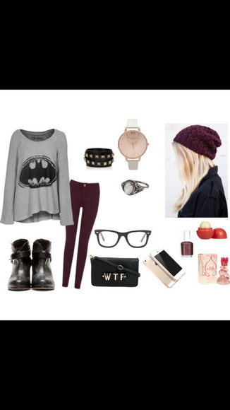 hipster cool edgy style