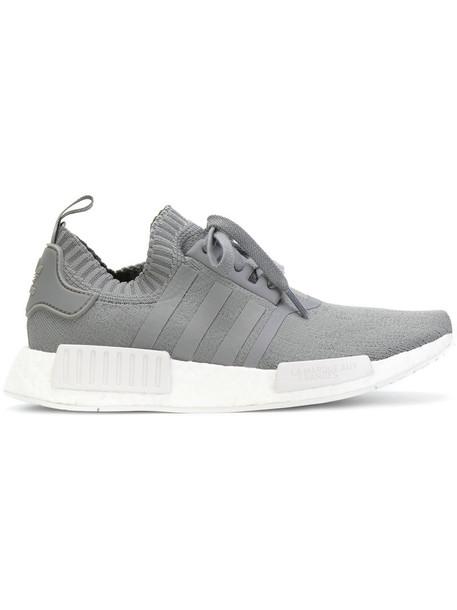 Adidas women sneakers grey shoes