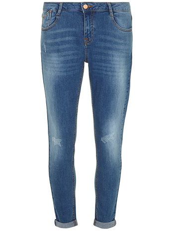 Midwash Harper skinny roll up jeans - Jeans - Clothing - Dorothy Perkins