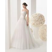 dress,bree (exquisite_eye),lace dress,makeup brushes,a line dress,sweetheart dress