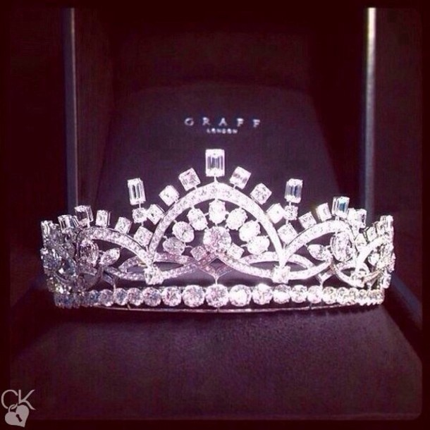 jewels tiara crown
