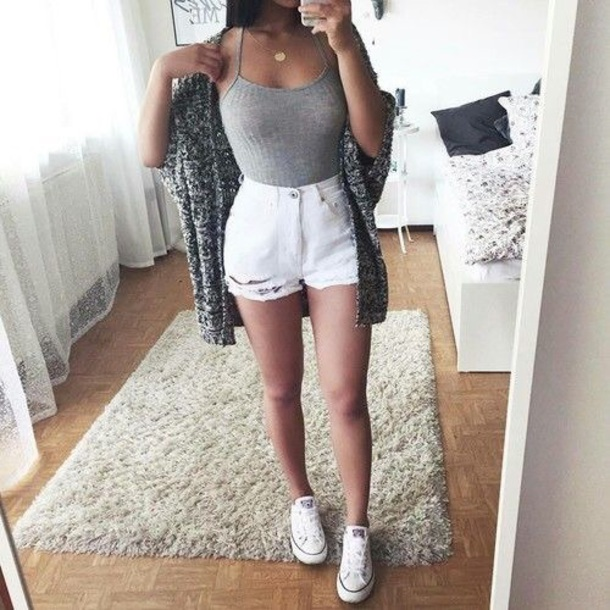 beautiful outfit goals for summer