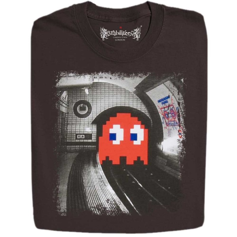 New Pacman Tube Inspired By Packman Tube Game Design T-Shirts And Hoodies