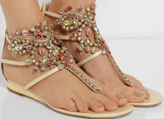 shoes shoes black grunge flat shoes black wedges sandals barefoot sandale aztec tribal pattern