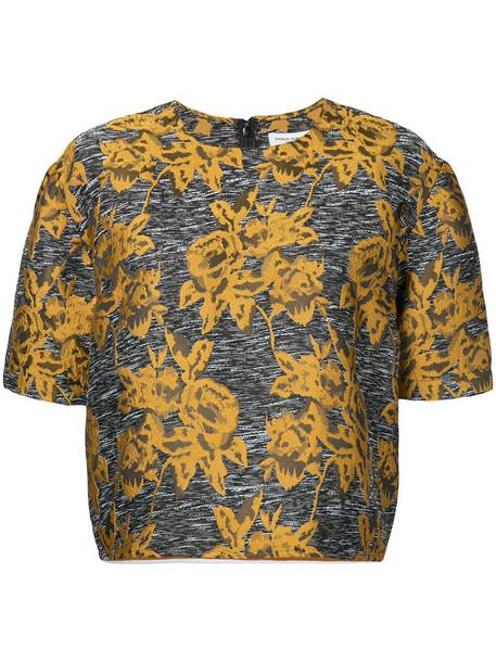 blouse cropped women top