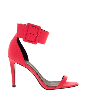 ASOS | ASOS HUSHED Heeled Sandals at ASOS