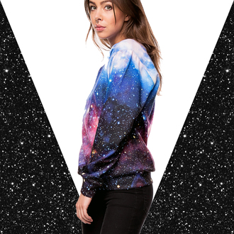 sweater galaxy print galaxy shirt galaxy sweater sweatshirt 3d sweatshirts beyonce sweatshirt all over print sweatshirt all over print hoodie all over print sweter all over print impact space wear space sweatshirt galactic galaxy leggings