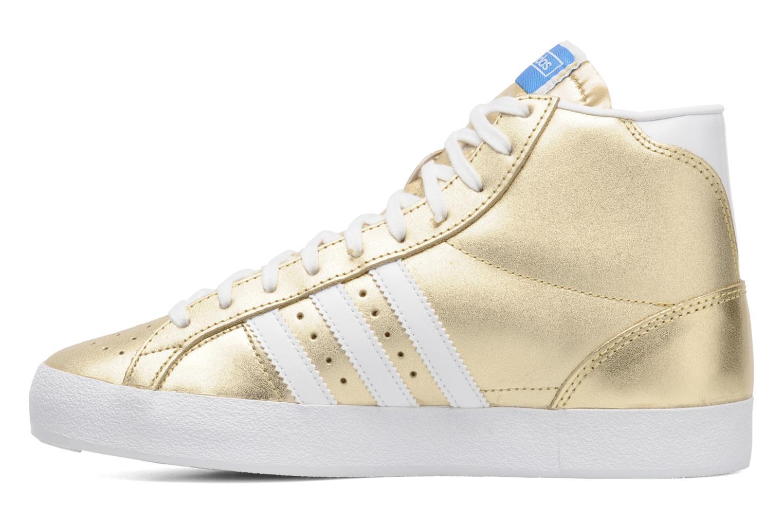 Basket Profi Og Ef W Adidas Originals (Oro e bronzo) : consegna gratuita dei tuoi Scarpe da tennis Basket Profi Og Ef W Adidas Originals da Sarenza